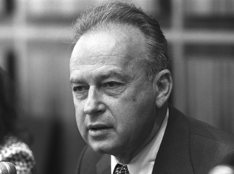 Israel. Staatsmann 1995