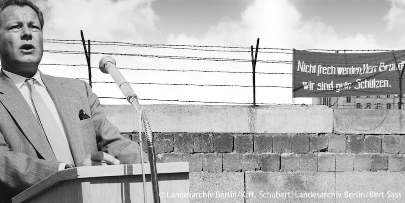 regierender brgermeister und kanzlerkandidat 1957 1966 willy brandt - Willy Brandt Lebenslauf
