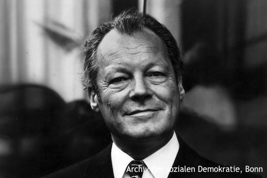 willy brandt stationen seines politischen lebens - Willy Brandt Lebenslauf