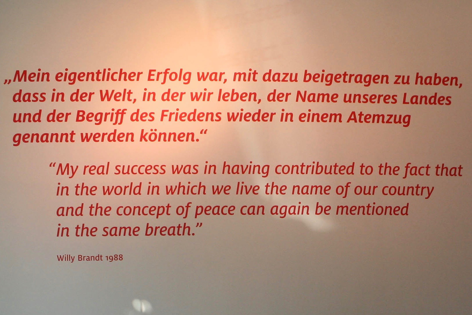 Zitate Und Einschätzungen Willy Brandt Biografie